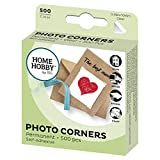HomeHobby by 3L Mounting Corners, clear